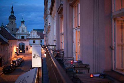 Balkon Cafe Regner